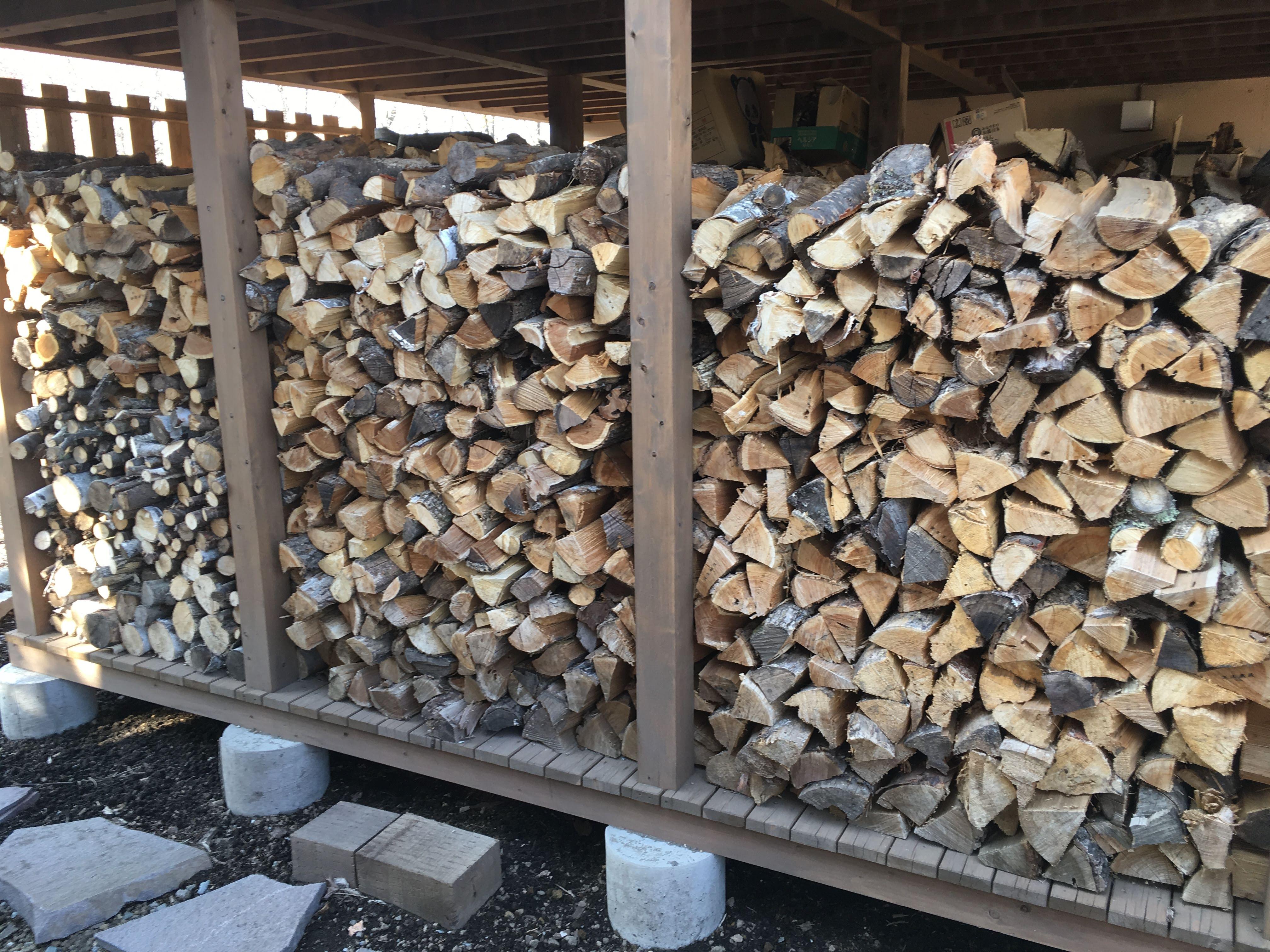 薪の心配はしばらくいりません