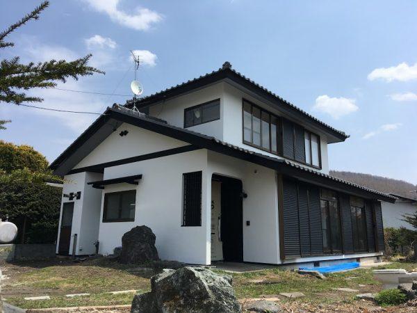 [賃貸]中軽井沢 役場近く5DK リフォーム済 敷金1ヶ月 礼金無